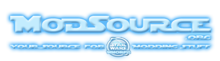 ModSource - Your source for SWG modding stuff